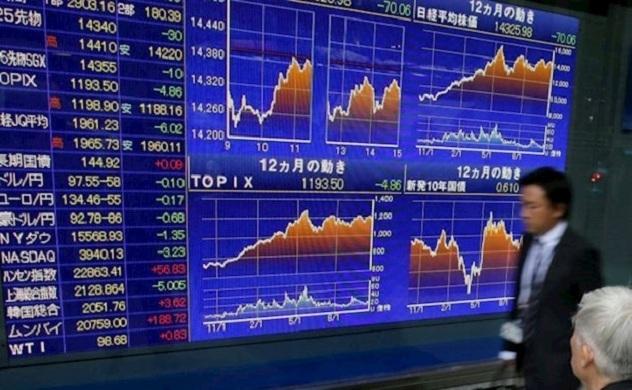 Giới đầu tư thế giới hoang mang vì đường cong lợi suất đảo ngược