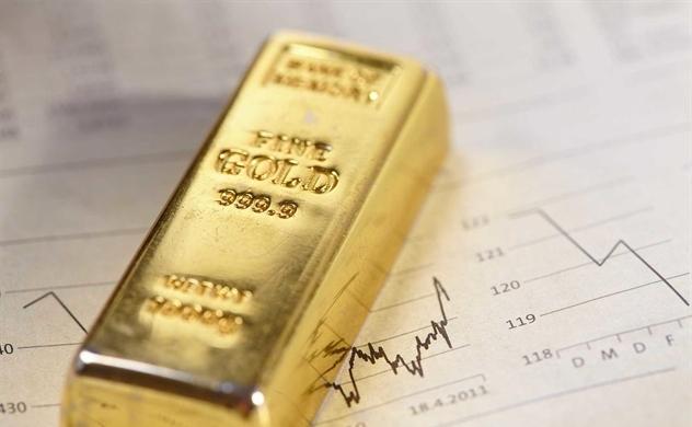Giá vàng tăng lên mức đỉnh 6 năm