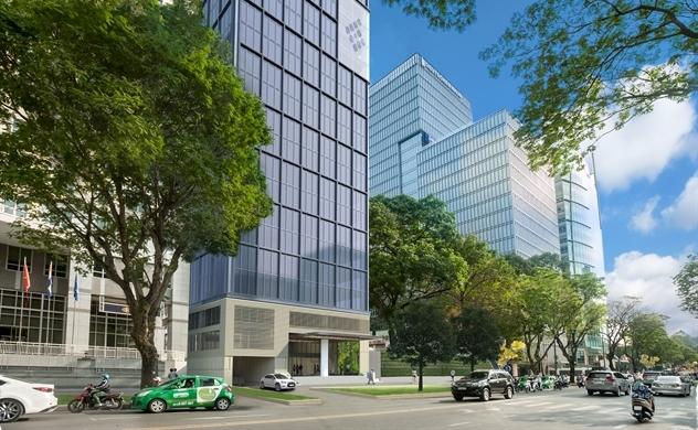 Tòa nhà văn phòng hạng A Friendship Tower sẽ hoạt động từ quý I/2020