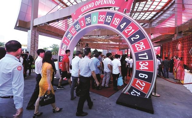 Casino: Vận đỏ chưa tới