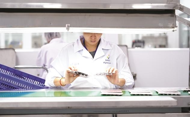 Cửa mở cho nhập khẩu dược phẩm