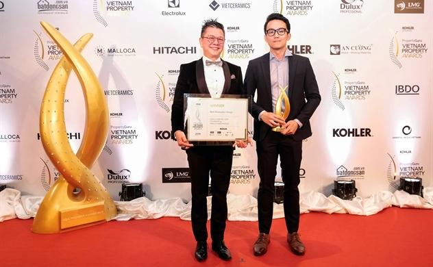 KIẾN Á được vinh danh nhiều hạng mục quan trọng tại Lễ trao Giải thưởng Bất động sản Việt Nam 2019