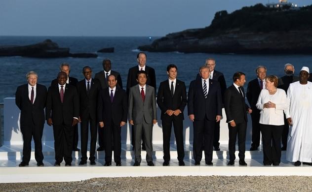 G7 kết thúc, những vấn đề nào được thống nhất?