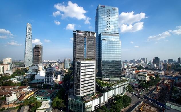 Vốn ngoại nâng bất động sản Việt