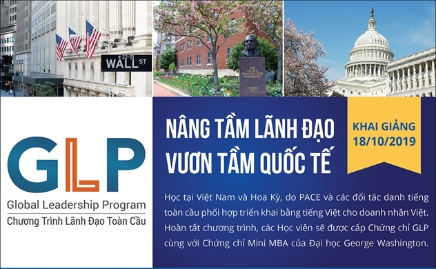 """PACE ra mắt Chương trình đào tạo """"Lãnh Đạo Toàn Cầu"""" cho doanh nhân Việt"""