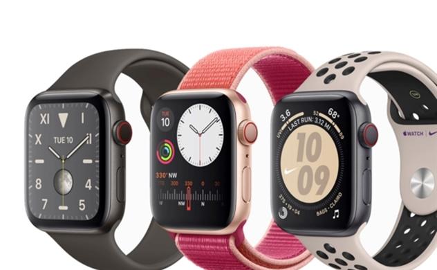 Lý do khiến Apple Watch Series 5 nổi trội so với các phiên bản trước?