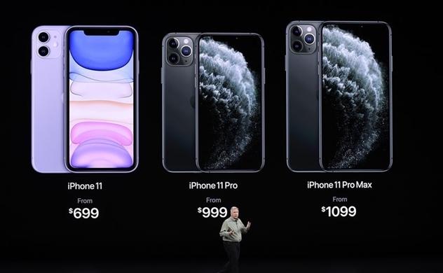 Ra mắt iPhone mới, Apple đặt cược vào nâng cấp camera