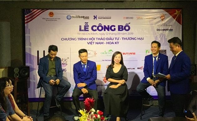 """Chương trình """"Hợp tác Thương mại & Đầu tư Việt Nam – Hoa Kỳ"""""""