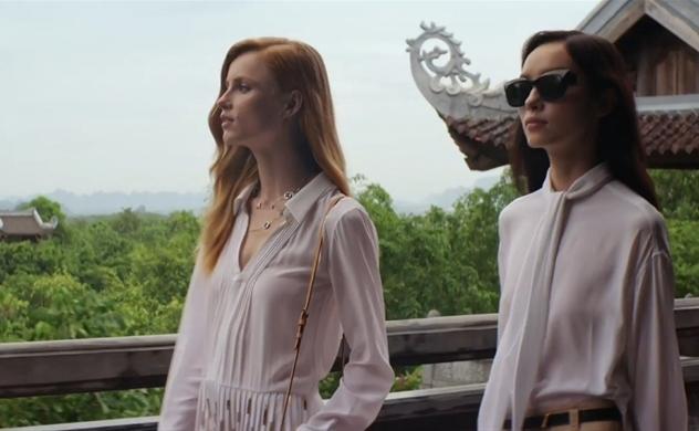 Danh lam thắng cảnh Việt Nam xuất hiện trong video quảng cáo của Louis Vuitton