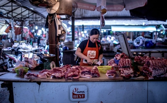 Việt Nam có thể thiếu hụt khoảng 500.000 tấn thịt heo