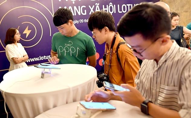 Mạng xã hội 'made in Vietnam' và cơ hội kiếm tiền