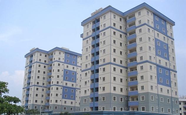 Bộ Xây dựng đề xuất cho xây nhà chung cư 25m2
