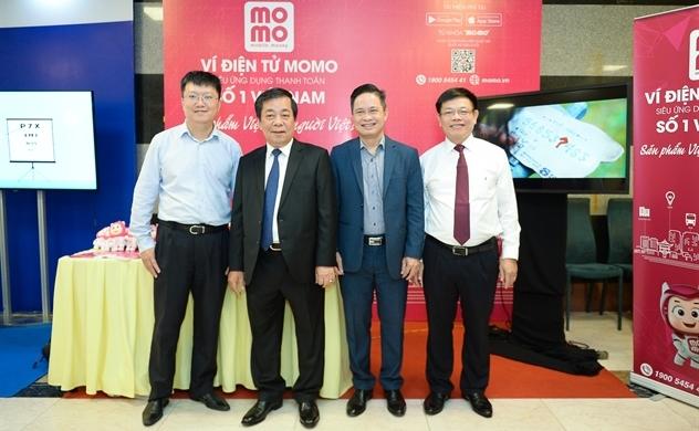 Ví điện tử MoMo đồng hành cùng chính phủ triển khai thanh toán điện tử trong lĩnh vực y tế