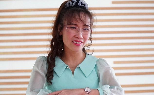 Bà Nguyễn Thị Phương Thảo là một trong những nữ doanh nhân quyền lực nhất châu Á 2019