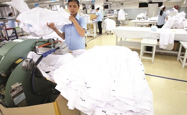 Tài chính cho ngành dệt may bền vững