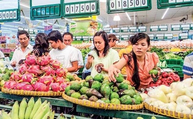 Giá thịt lợn tăng đẩy CPI tháng 9 tăng 0,32%