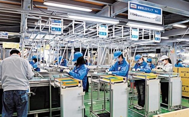 PMI sản xuất Việt Nam trong tháng 9 giảm về 50,5 điểm