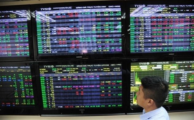 """Thị trường chứng khoán chiều 01/10: VN-Index """"mấp mé thiên đường"""""""