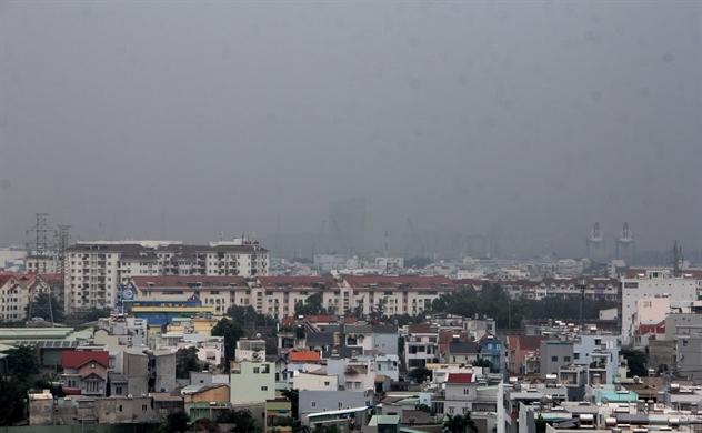 Việt Nam hiện đang đứng trong top 10 các nước ô nhiễm không khí ở Châu Á