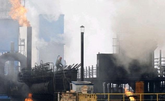 Cơn nghiện than ở châu Á là nguyên nhân gây ra ô nhiễm không khí