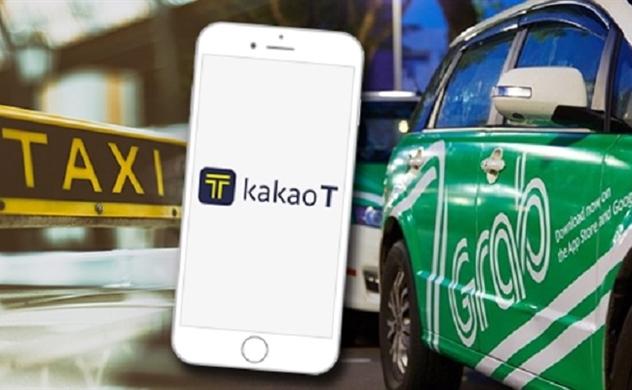 Ứng dụng gọi xe Hàn Quốc Kakao sẽ vào Việt Nam thông qua Grab?