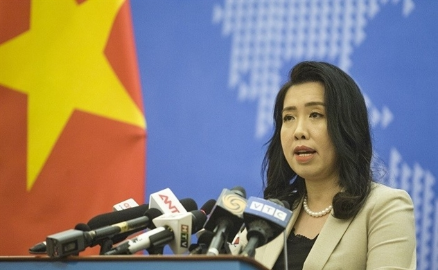 Bộ Ngoại giao lên tiếng về thông tin hoạt động rửa tiền tại Việt Nam