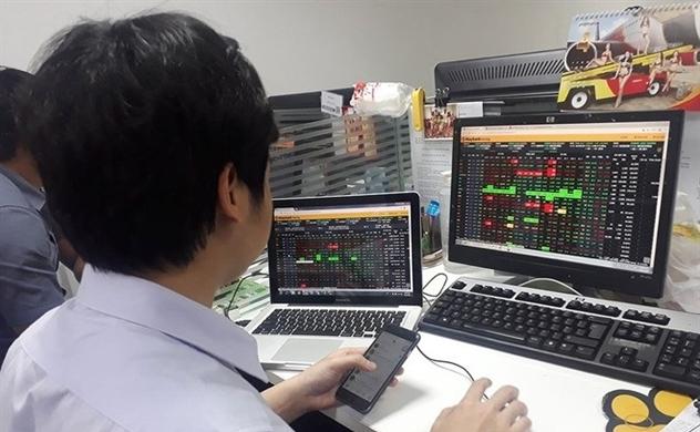 Thị trường chứng khoán chiều 03/10: VN-Index