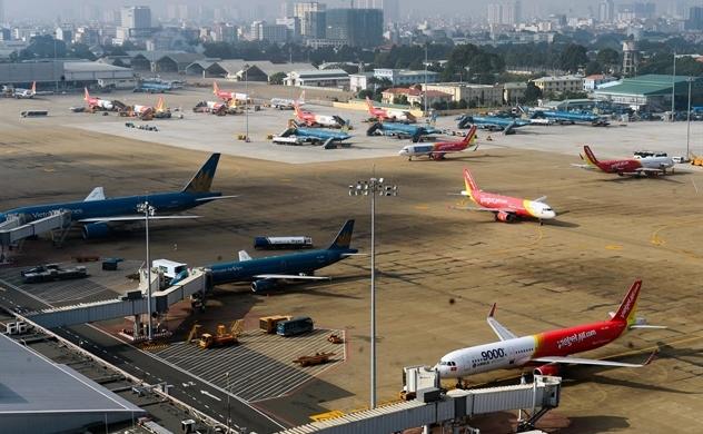75 hãng trong và ngoài nước chia nhau miếng bánh thị trường hàng không Việt Nam