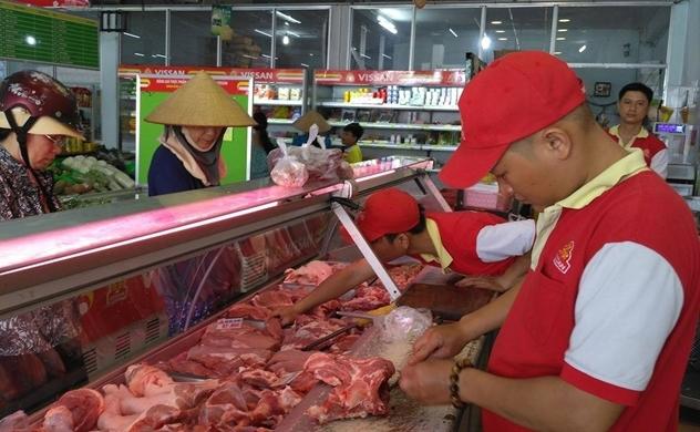 Giá lợn hơi lên mức kỷ lục