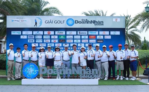 Giải Golf CLB Doanh Nhân Sài Gòn 2019