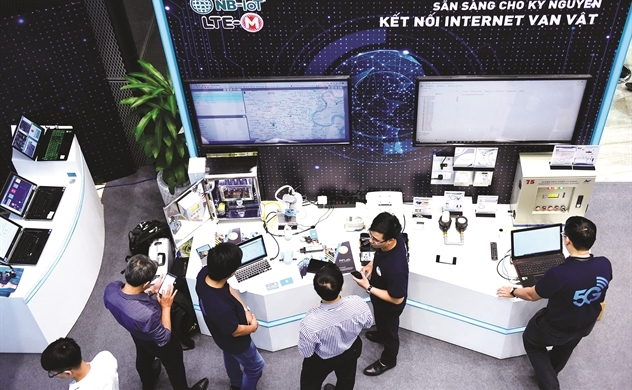 Vietnam eyes technology transition for middle-income trap escape