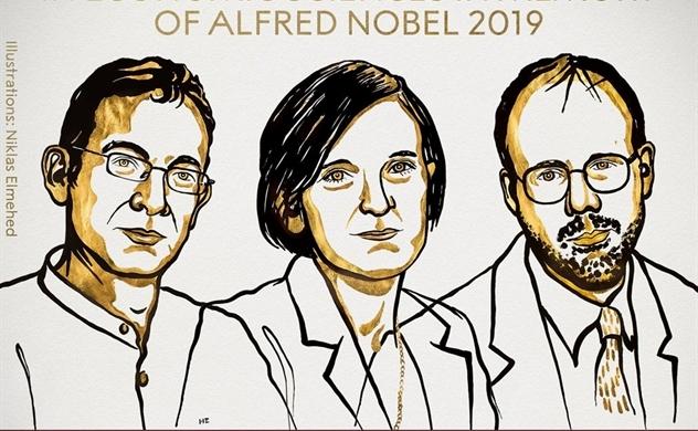 Nobel kinh tế 2019: Vinh danh 3 nhà khoa học nghiên cứu chống đói nghèo