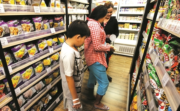 China's snack market: Great opportunity for Vietnamese products