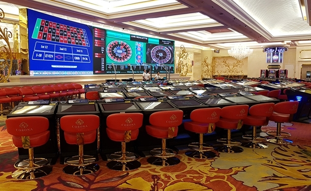 Vietnamese casinos beat betting parlors for foreigners: Zing