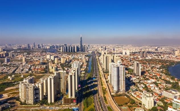 Thị trường bất động sản: Bùng nổ khu dân cư có thương hiệu