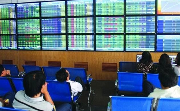 Thị trường chứng khoán sáng 16/10: Ngân hàng lại phủ sóng