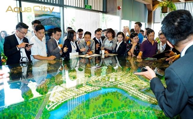 Hạ tầng phát triển, dòng vốn đổ về các đô thị vệ tinh