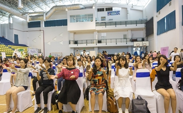 She Will Be Strong tổ chức sự kiện Women Health & Beauty Day