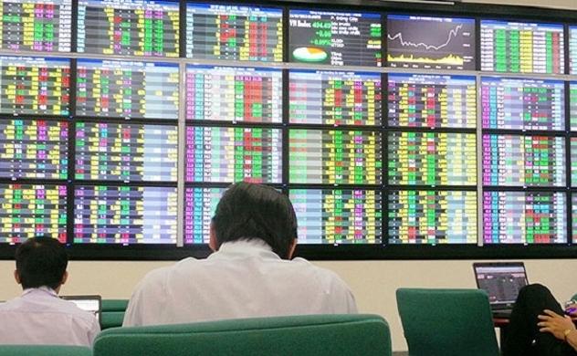 Thị trường chứng khoán sáng 23/10: Khối ngoại trao tay 1 triệu cổ phiếu CTG