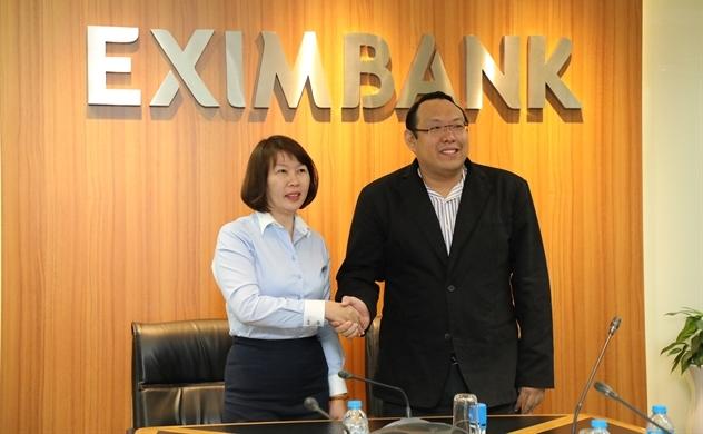 Eximbank hợp tác cùng công ty chuyển tiền Tranglo phát triển kênh thanh toán trực tuyến