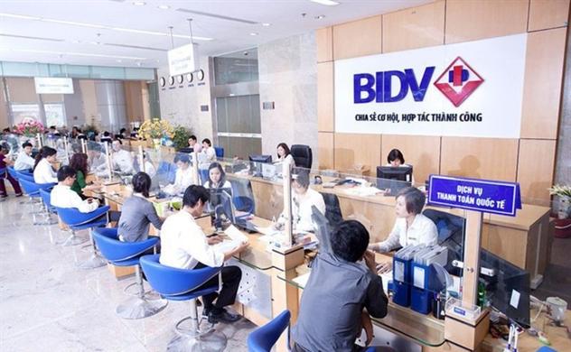 BIDV sau 9 tháng: Lãi giảm, tỷ lệ nợ xấu tiếp tục tăng