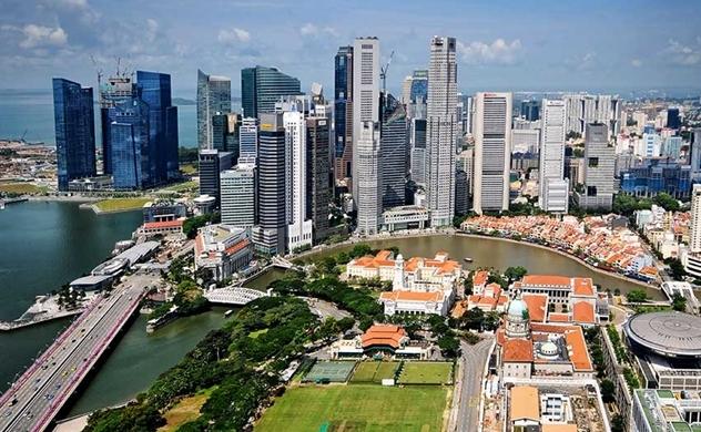 Singapore trúng mánh khi giới nhà giàu bất an với tình hình Hồng Kông