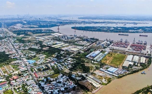 Hấp lực khổng lồ từ cảng quốc tế Hiệp Phước đến đô thị vệ tinh Cần Giuộc