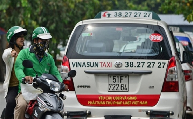 Taxi firm Vinasun sees after-tax profit surge 68 percent: VnExpress