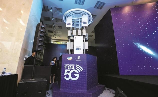 5G vẫn loay hoay ở vạch xuất phát