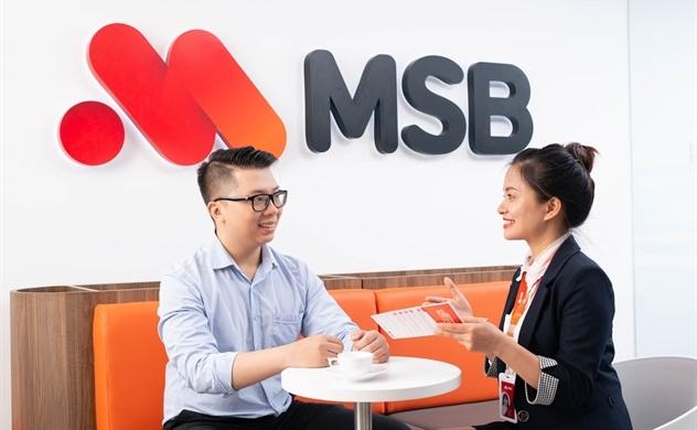 MSB miễn phí tới 100% phí chuyển tiền quốc tế cho doanh nghiệp
