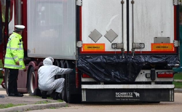 Vụ 39 người chết trong container: Hai nước có thể hợp tác xác định danh tính nạn nhân