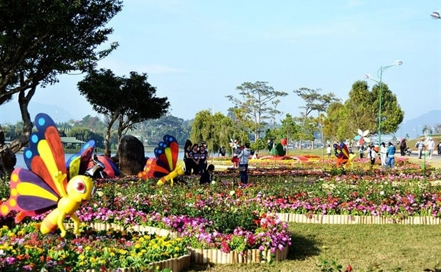 Dalat Flower Festival 2019 expected to lure 300,000 visitors: Dan Tri