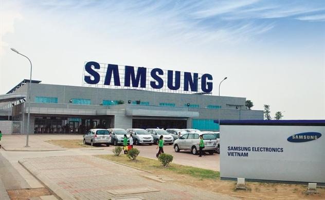 Xuất khẩu Việt Nam trong tháng 10 sụt giảm vì Samsung