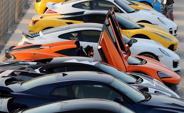 Dubai là thủ phủ của siêu xe